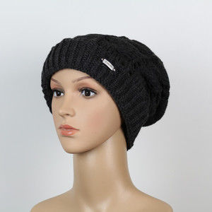 Beanie-Fashion-anthrazit [SBKN/M5-02]